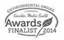 Val Bourne GMGA Environmental Finalist 2014